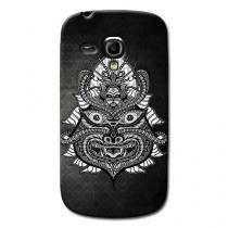 Capa Personalizada Exclusiva Samsung Galaxy S3 Mini Ve I8200 - AT43 -