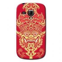 Capa Personalizada Exclusiva Samsung Galaxy S3 Mini Ve I8200 - AT47 -