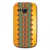 Capa Personalizada Exclusiva Samsung Galaxy S3 Mini Ve I8200 - AT83 -
