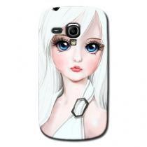 Capa Personalizada Exclusiva Samsung Galaxy S3 mini Ve I8200 - DE06 -