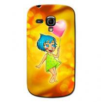 Capa Personalizada Exclusiva Samsung Galaxy S3 mini Ve I8200 - DE07 -