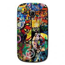 Capa Personalizada Exclusiva Samsung Galaxy S3 mini Ve I8200 - TX19 -
