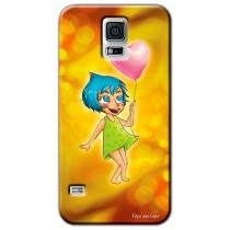 Capa Personalizada Exclusiva Samsung Galaxy S5 G900f G900m i9600 - DE07 -