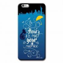 Capa Personalizada para Apple Iphone 6 Plus 6s Plus How I Met Your Mother - TV71 - Apple