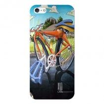 Capa Personalizada para Iphone 5 5S SE Bike no Ibirapuera - DE13 - Apple