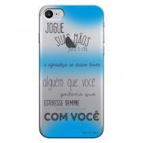 Capa Personalizada para Iphone 7 Sons do Brasil - MB19 - Apple