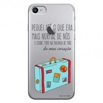 Capa Personalizada para Iphone 7 Sons do Brasil - MB22 - Apple