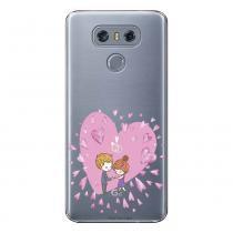 Capa Personalizada para LG G6 H870 Noivas - NV02 - LG