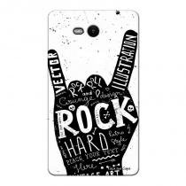 Capa Personalizada para Nokia Lumia N820 RockN Roll - MU31 - Nokia