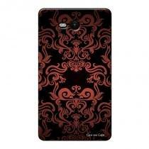 Capa Personalizada para Nokia Lumia N820 Textura Flores - TX05 - Nokia