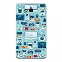 Capa Personalizada para Nokia Lumia N820 Vídeo Games - VT13 - Nokia