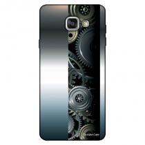 Capa Personalizada para Samsung Galaxy A9 A910 Hightech - HG09 -