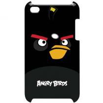 Capa Protetora Angry Birds Black - Ipod Touch - Apple
