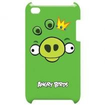 Capa Protetora Angry Birds Green - Ipod Touch 8Gb - 32Gb - 64Gb - Apple