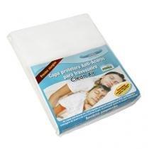 Capa Protetora Anti-Ácaros de Travesseiro Bebê com Zíper RSMed - RSMed