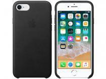 Capa Protetora Couro para iPhone 7 e iPhone 8 - Apple MQH92ZM/A
