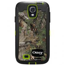Capa Protetora Defender Realtree para Galaxy S4 OtterBox