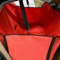 Capa protetora dobrável para carros  vermelha - King of pets