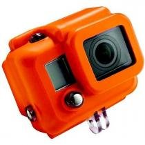 Capa protetora em silicone para camera gopro hero 4 - gocase pro-sleeve - Gocase
