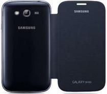 Capa Protetora Original Samsung Flip Cover Galaxy Grand Duos - Azul Marinho - Samsung