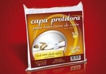 Capa Protetora para Travesseiro de Corpo - 35 x 142cm - Duoflex -