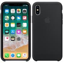 Capa Protetora Silicone para iPhone X - Apple MQT12ZM/A