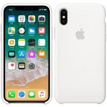 Capa Protetora Silicone para iPhone X - Apple MQT22ZM/A
