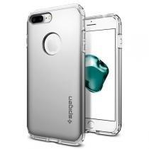 Capa Protetora Spigen Hybrid Armor para iPhone 7 - Prata - Spigen