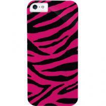 Capa Protetora Zebra para iPhone 5 e 5S - Geonav