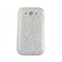 Capa Samsung Galaxy Gran Duos Brilho Prata - Idea -