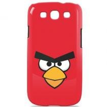 Capa Samsung Galaxy S3 I9300 Angry Birds Red - Angry Birds