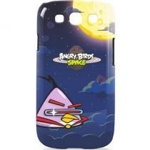 Capa Samsung Galaxy S3 I9300 Angry Birds Space -