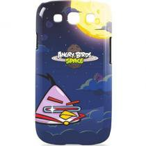 Capa Samsung Galaxy S3 I9300 Angry Birds Space - Angry Birds
