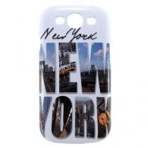 Capa Samsung Galaxy S3 New York - Idea - Idea