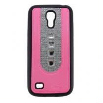Capa Samsung Galaxy S4 Mini Pc Shine Rosa - Idea - Idea