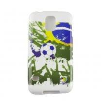 Capa Samsung Galaxy S5 Tpu Copa Brasil - Idea