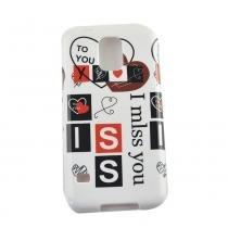 Capa Samsung Galaxy S5 Tpu Miss - Idea -