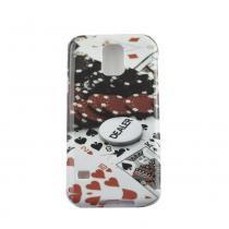 Capa Samsung Galaxy S5 Tpu Poker - Idea -