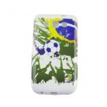 Capa Samsung Galaxy Win Duos Tpu Copa Brasil - Idea - Idea