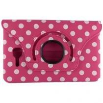 Capa Samsung T111 Dot Rotate Bolinhas Rosa - Idea - Idea