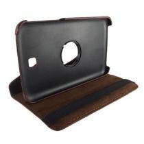 """Capa Samsung Tab 3 7"""" Rotate Marrom - Idea - Idea"""