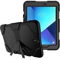 """Capa Survivor Anti-shock Para Tablet Samsung Galaxy Tab S3 9.7"""" SM- T825 / T820 + Película de Vidro - Lka"""