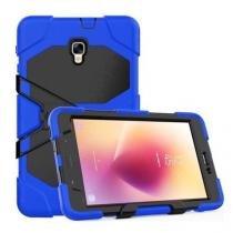 """Capa Survivor Resistente Para Tablet Samsung Galaxy Tab A 8"""" 2017 SM-T385 / T380 + Película de Vidro - Lka"""
