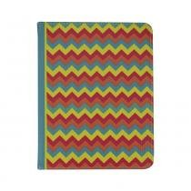 "Capa Tablet Universal 10.9"" Mycover Zig Zag - ICOVER - iCOVER"