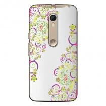 Capa Transparente Personalizada Exclusiva Motorola Moto X Style XT1572 - TP27 - Motorola