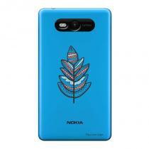 Capa Transparente Personalizada para Nokia Lumia N820 Boho - TP270 - Nokia