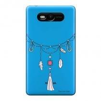 Capa Transparente Personalizada para Nokia Lumia N820 Filtro dos Sonhos - TP304 - Nokia