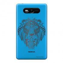 Capa Transparente Personalizada para Nokia Lumia N820 Leão - TP233 - Nokia