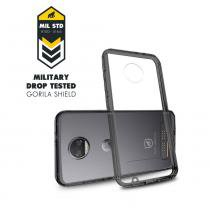 Capa Ultra Slim Air Preta para Motorola Moto Z2 Force - Gorila Shield - Gorila Shield