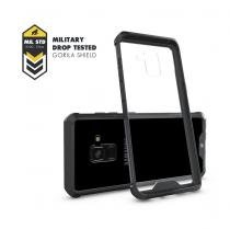 Capa Ultra Slim Air Preta para Samsung Galaxy A8 Plus - Gorila Shield -